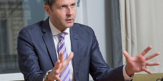 Andreas Åström, chef Näringspolitik och kommunikation, Almega.
