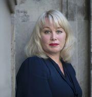 Ann Heberlein (M) börjar jobba som politisk sekreterare åt Staffanstorps kommunalråd.  Staffan Löwstedt/SvD/TT / TT NYHETSBYRÅN