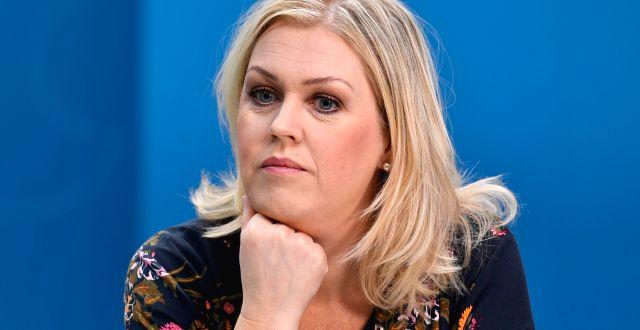 Lena Hallengren Jessica Gow/TT / TT NYHETSBYRÅN