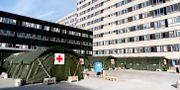 Bild från Östra sjukhuset.  Adam Ihse/TT / TT NYHETSBYRÅN