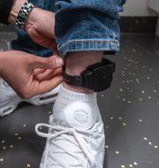 Arkivbild: Intensivövervakning med elektronisk kontroll, så kallad fotboja Per Danielsson/TT / TT NYHETSBYRÅN