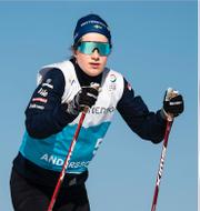 Ebba Andersson och Frida Karlsson. Bildbyrån
