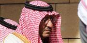 Arkivbild: Prins Mohammed bin Nayef var en gång Saudiarabiens kronprins och inrikesminister.  AHMAD AL-GHAMDI / TT NYHETSBYRÅN