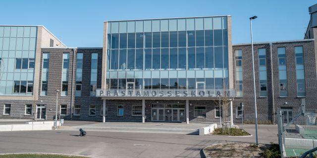 Prästmosseskolan i Skurup. Staffan Löwstedt/SvD/TT / TT NYHETSBYRÅN