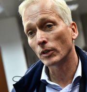 Håkan Sjöstrand. Jonas Ekströmer/TT / TT NYHETSBYRÅN