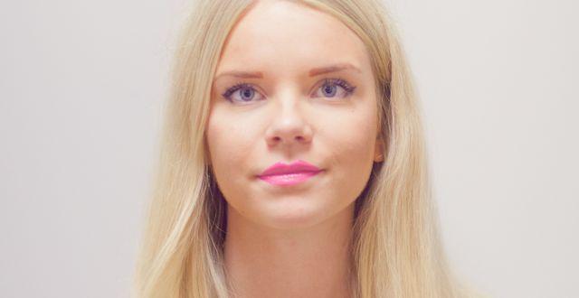 Amanda Broberg Pressbild/Timbro