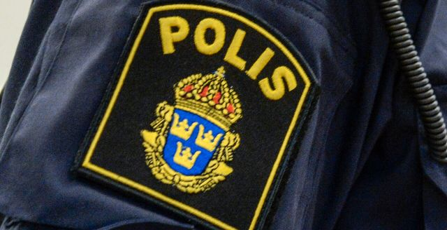 Polisuniform. Bertil Ericson/TT / TT NYHETSBYRÅN