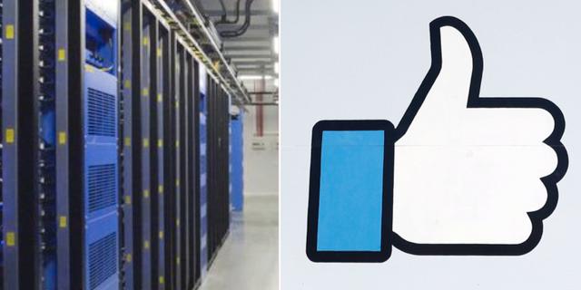 Facebook datacenter TT