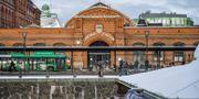 Illustrationsbild, Malmö Centralstation. Emil Langvad/TT