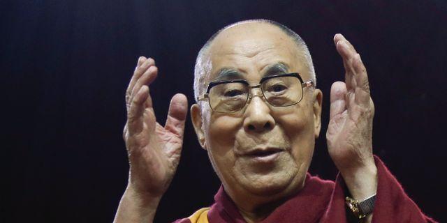 Kina straffar danmark for dalai lama besok