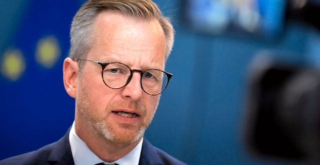 Mikael Damberg. Janerik Henriksson/TT / TT NYHETSBYRÅN