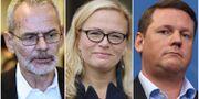 Anders Ferbe, Britta Lejon och Tobias Baudi TT