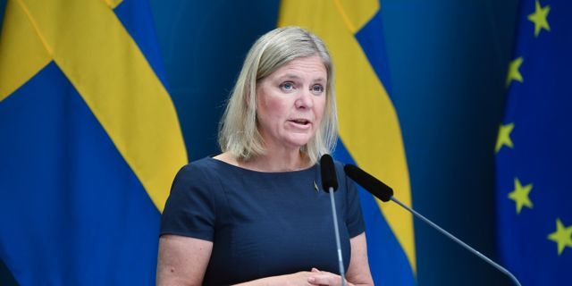 Andersson Fredrik Sandberg/TT / TT NYHETSBYRÅN