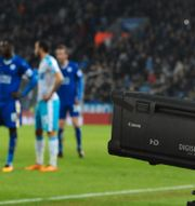 Amazon Prime Video visar Premier League-match mellan Leicester och Newcastle. Arkivbild. Rui Vieira / TT NYHETSBYRÅN