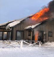 Toppstugan i Vemdalen Räddningstjänsten Jämtland