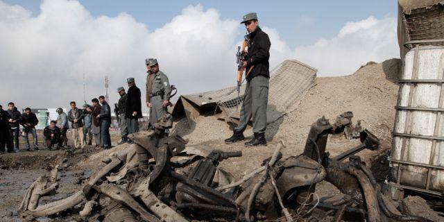 Tre isaf soldater dodade