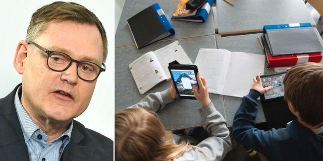 Peter Fredriksson/illustrationsbild.  TT