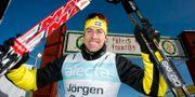 Vasaloppet 2012. Jörgen Brink vinner årets Vasalopp. ULF PALM / TT / TT NYHETSBYRÅN