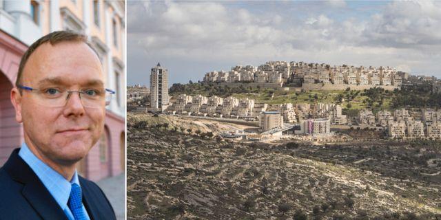 Israel kallar svenska ambassadoren