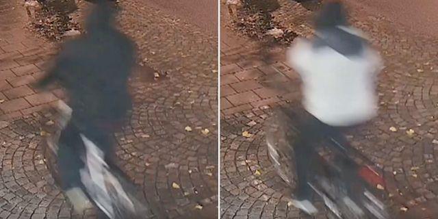Bilder från den aktuella kvällen som SVT har kommit över. SVT