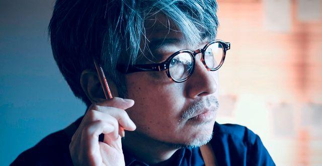 Kentaro Kobayashi.  TT NYHETSBYRÅN  / AP