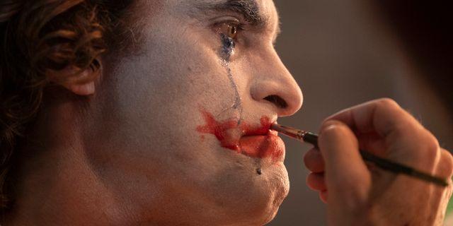 Joaquin Phoenix i Joker.  Niko Tavernise / TT NYHETSBYRÅN