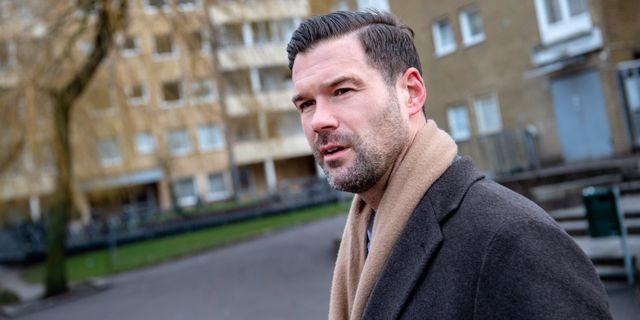 Johan Forssell. Johan Nilsson/TT / TT NYHETSBYRÅN