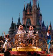 Disney World i Lake Buena Vista, Florida.  John Raoux / TT NYHETSBYRÅN