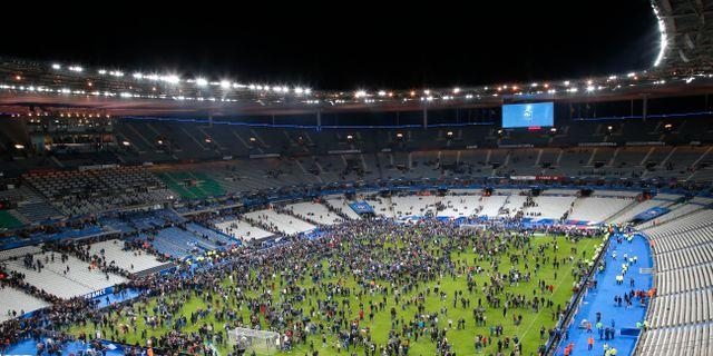 Stade de France Michel Euler / TT NYHETSBYRÅN