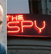 Niklas Hjulström/Spy Bar.  TT