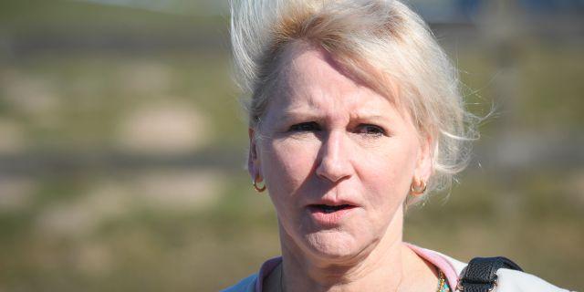 Margot Wallström. Johan Nilsson/TT / TT NYHETSBYRÅN