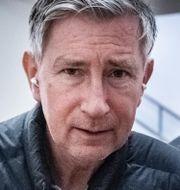 Sveriges vaccinsamordnare Richard Bergström. TT