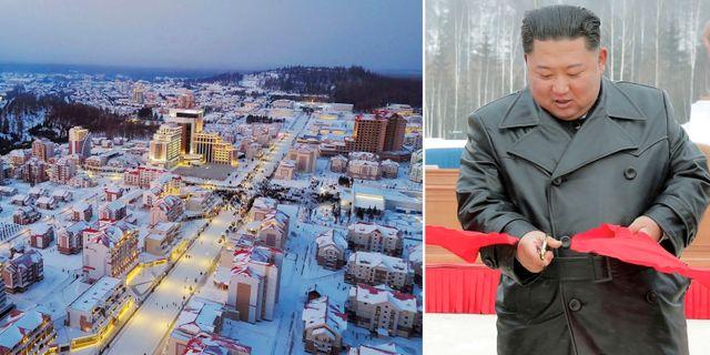 Samjiyon/Kim Jong-Un. TT