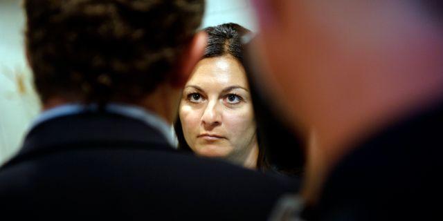 Elisabeth Massi Fritz. Paul Madej / TT NYHETSBYRÅN