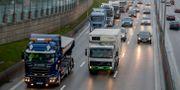 Lastbilar i Göteborg. Arkivbild. Adam Ihse/TT / TT NYHETSBYRÅN