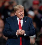 Donald Trump Tony Dejak / TT NYHETSBYRÅN