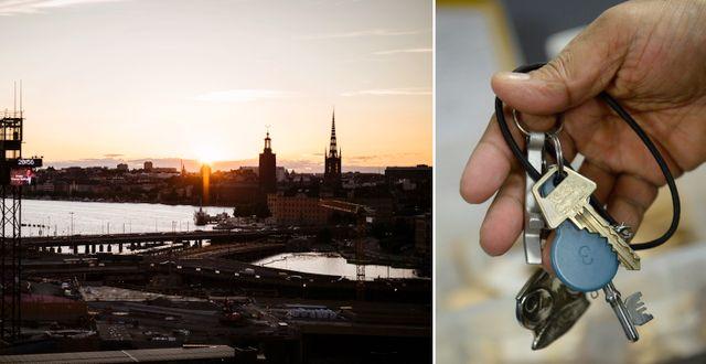 Stockholm. TT
