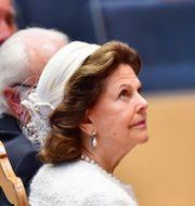 Drottning Silvia, arkivbild. Jonas Ekströmer/TT / TT NYHETSBYRÅN