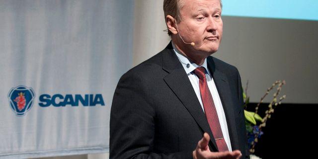Scania agerar mot kritik vw