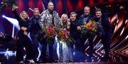Vinnarna från Andra chansen i Melodifestivalen. Jonas Ekströmer/TT / TT NYHETSBYRÅN
