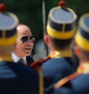 Egypten president Abd al-Fattah al-Sisi. Vadim Ghirda / TT NYHETSBYRÅN