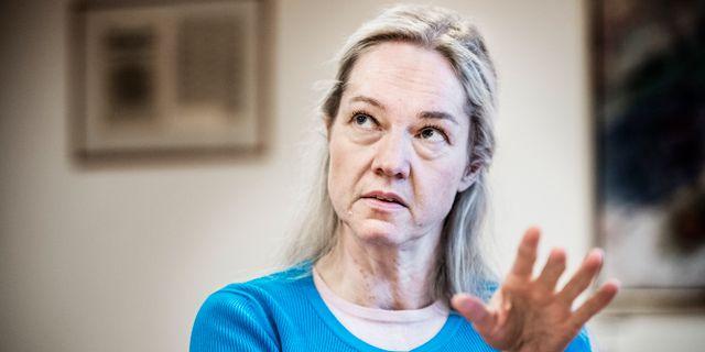 Riksbanksledamoten Cecilia Skingsley Tomas Oneborg/SvD/TT / TT NYHETSBYRÅN