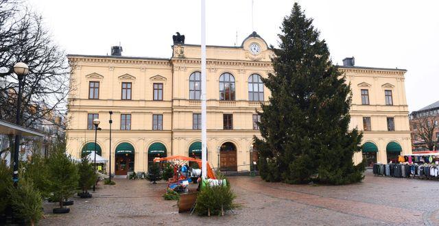 Värmlands tingsrätt. Fredrik Sandberg/TT / TT NYHETSBYRÅN