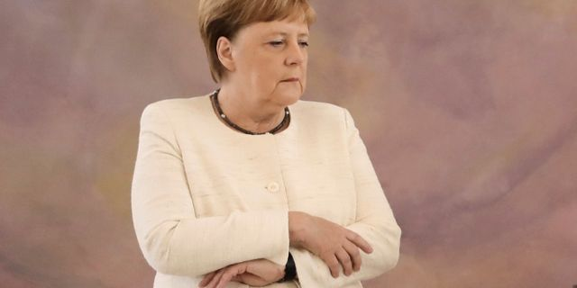 Angela Merkel. Kay Nietfeld / TT NYHETSBYRÅN/ NTB Scanpix