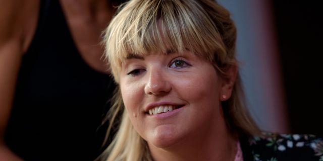 Anna Holmlund SIMON HASTEGÅRD / BILDBYRÅN