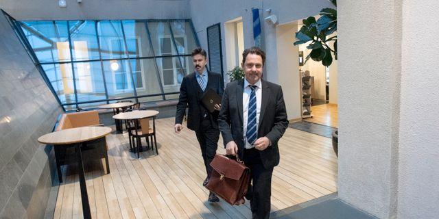 Saabchefen kritiserar regeringen