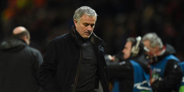 José Mourinho.  OLI SCARFF / AFP
