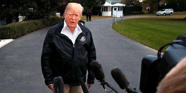 Donald Trump. Jacquelyn Martin / TT NYHETSBYRÅN/ NTB Scanpix