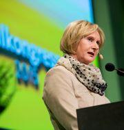Lena Micko, orförande i Sveriges Kommuner och Landsting (SKL). Jessica Gow/TT / TT NYHETSBYRÅN