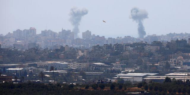 Gazaremsans grans mot egypten stangd